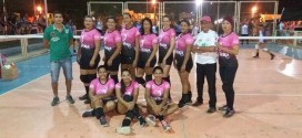 Sena vence Boca do Acre em amistoso de voleibol no municipio